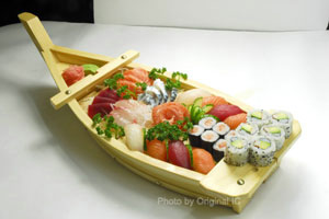 MENU SP2 : SUSHI SASHIMI